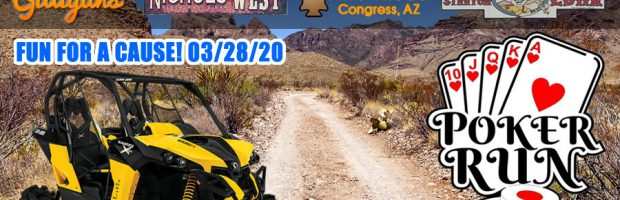Spring into Yarnell UTV Poker Run